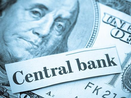 Central bank intervention in forex market