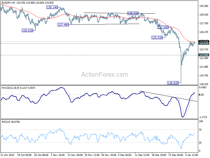 Eur Jpy Daily Outlook
